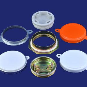 Укупорочная продукция для стальных бочек