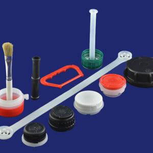 Укупорочная продукция и аксессуары для жестяной и пластиковой тары